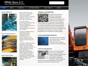 DURO-OIL Oleje dla Przemysłu